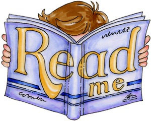 read-me-clipart